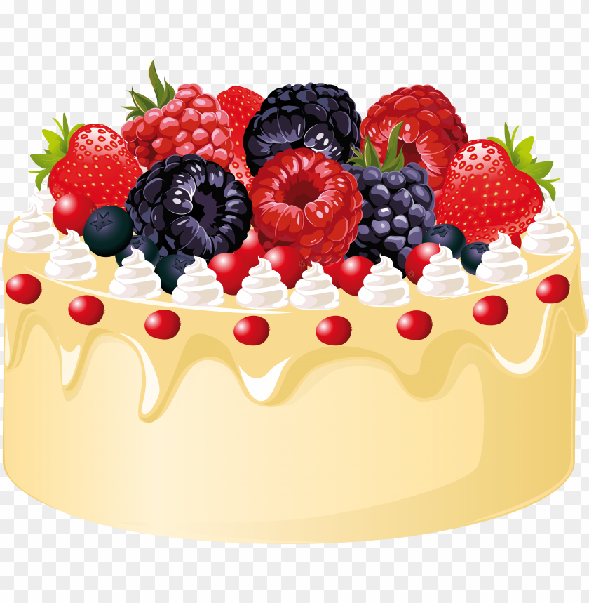 dessert clipart fruit cake - fruit cake clipart PNG image with transparent background@toppng.com