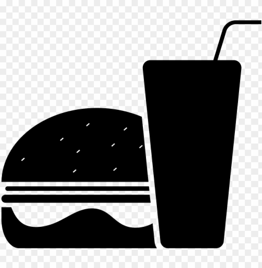 free PNG dessert food and drink black - food and drink icon PNG image with transparent background PNG images transparent