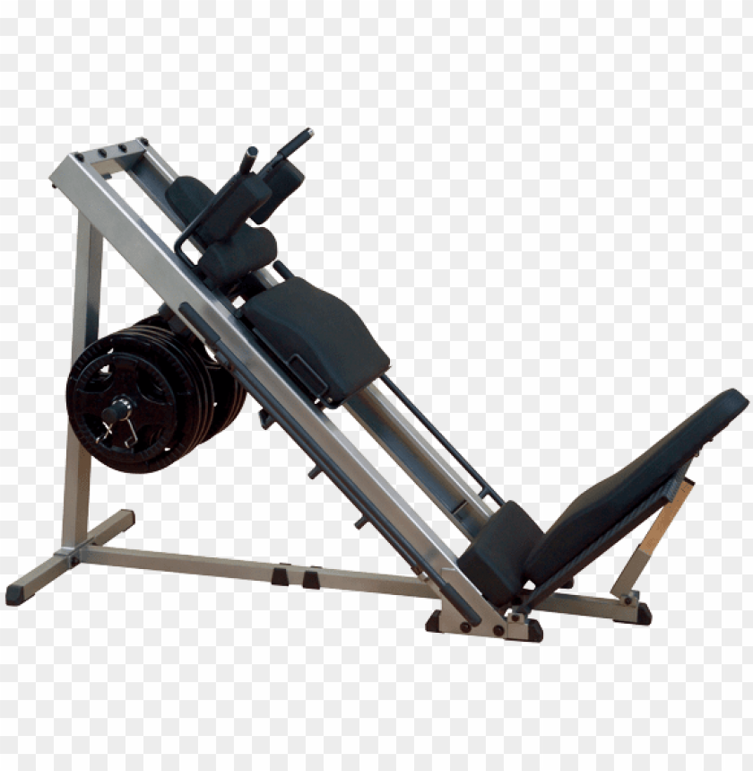 free PNG details about body-solid leg press & hack squat - body solid leg press hack squat machine PNG image with transparent background PNG images transparent