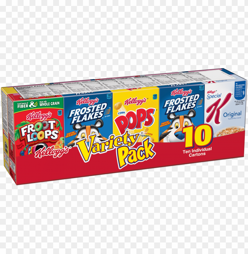 free PNG details - frosted flakes kellogg's cereal, 10.5 oz PNG image with transparent background PNG images transparent