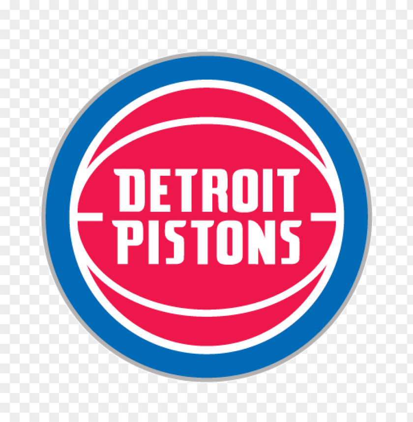 free PNG detroit pistons new logo (2017) vector PNG images transparent
