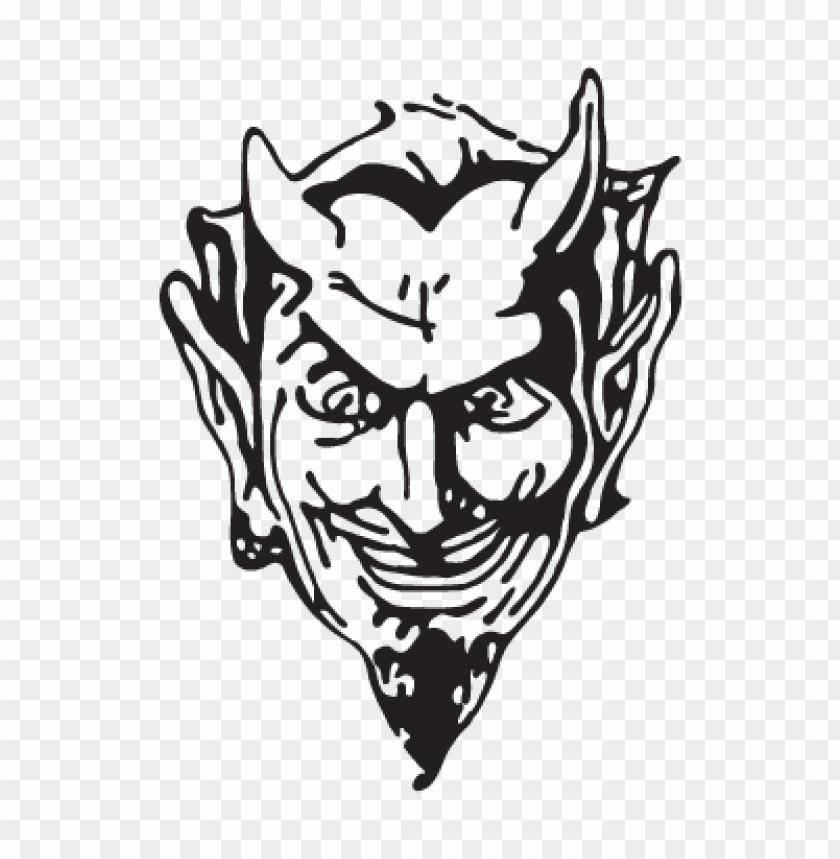 devil head logo vector free download toppng devil head logo vector free download
