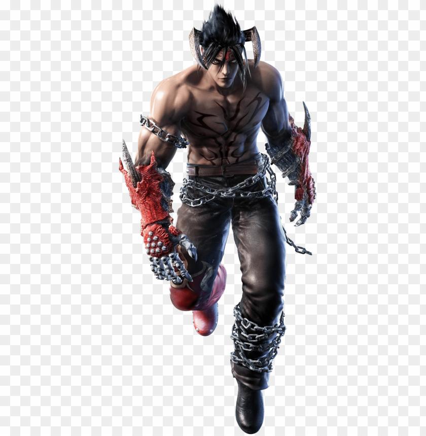 Devil Jin Jin Kazama Png Image With Transparent Background Toppng