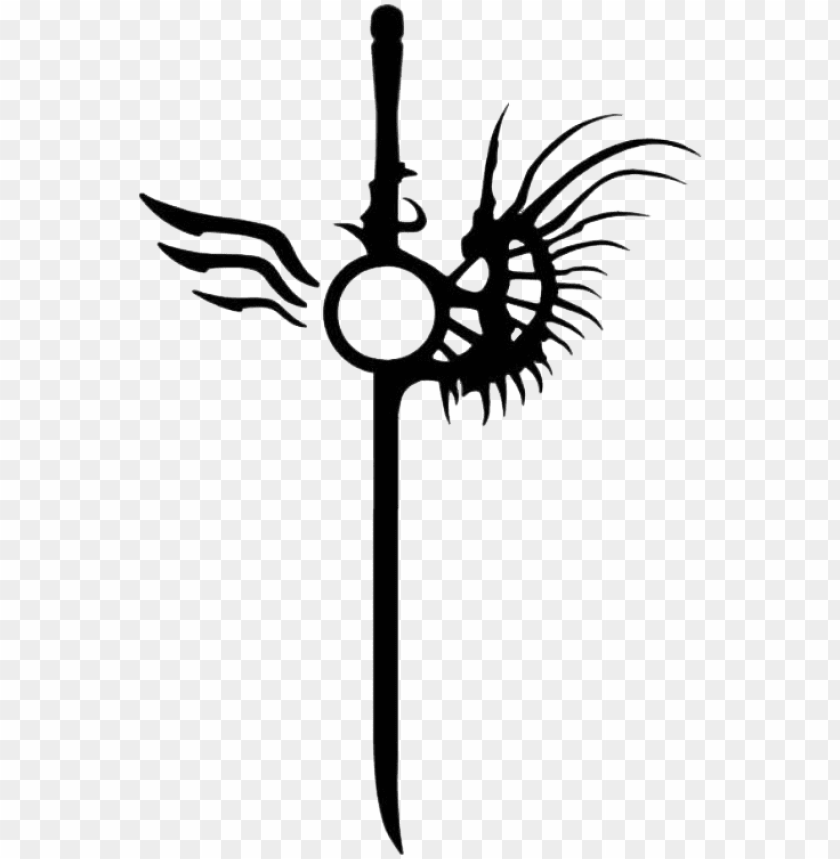 free PNG devil may cry tattoo designs dmc devil may cry a nephilim - devil may cry logo PNG image with transparent background PNG images transparent