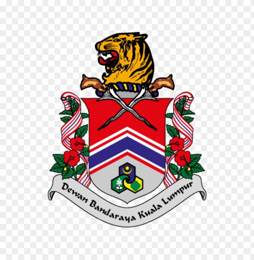 free PNG dewan bandaraya kuala lumpur vector logo PNG images transparent