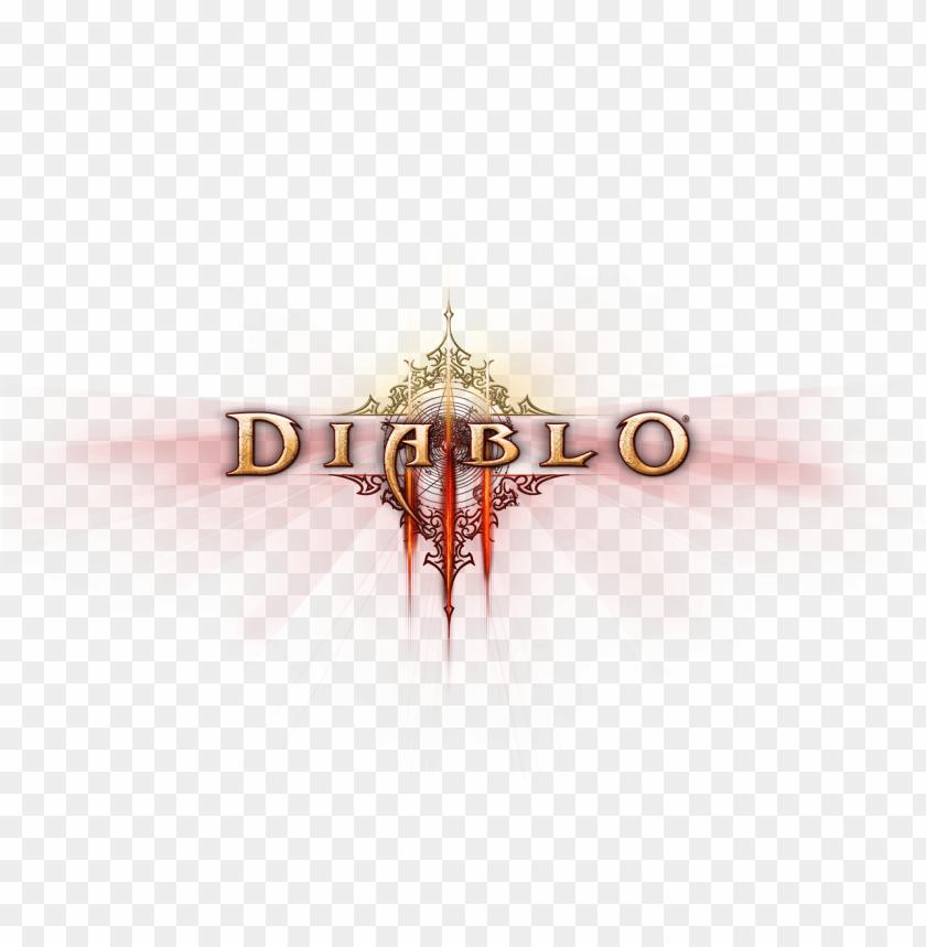 free PNG diablo iii - logo - blizzard entertainment - diablo 3 sv PNG image with transparent background PNG images transparent
