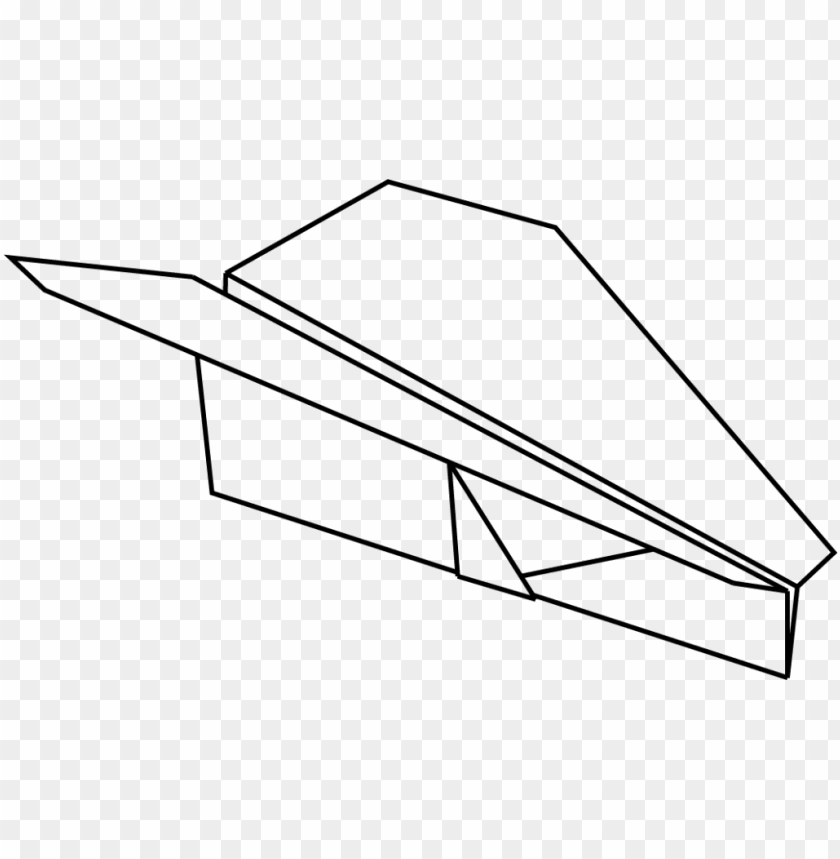 free PNG diagram of a paper airplane PNG image with transparent background PNG images transparent