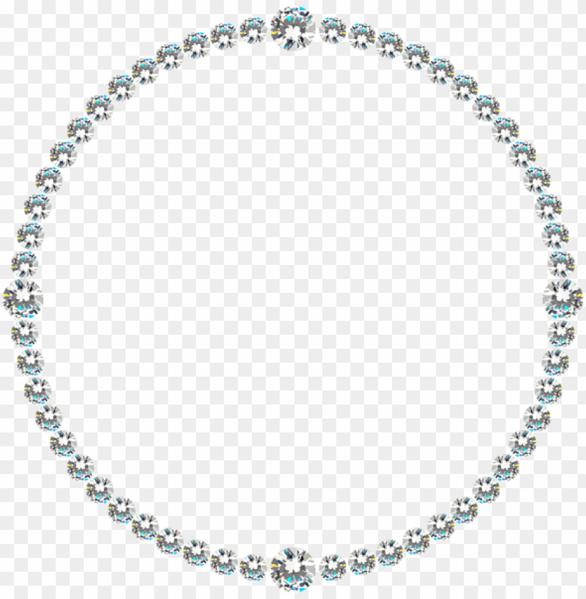 free PNG Download diamond border frame png clipart png photo   PNG images transparent