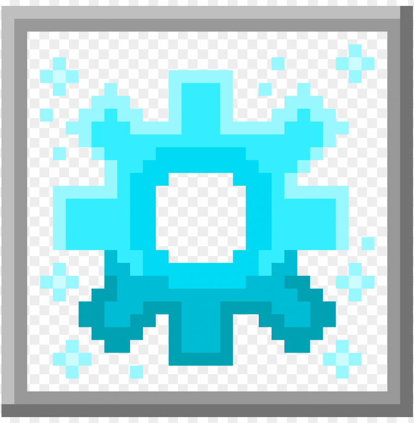 free PNG diamond gear icon - skin minecraft iron ma PNG image with transparent background PNG images transparent