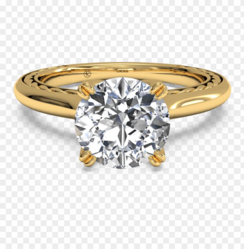 free PNG diamond ring jewelry Бриллиант Кольцо Украшение - gold diamond ring PNG image with transparent background PNG images transparent