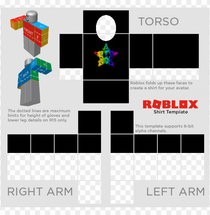Roblox Template Shirt Urgupewrs2018org Did You Use The Template Roblox Shirt Template 2018 Png Image With Transparent Background Toppng