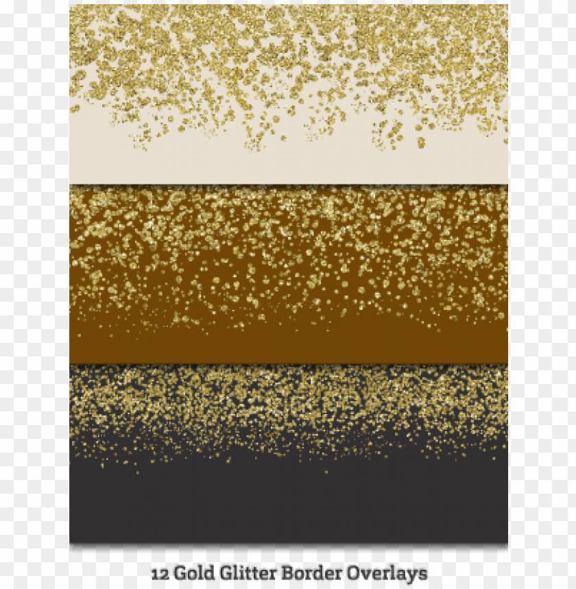 free PNG different high-resolution gold glitter border overlays, - will you be my bridesmaid gold greeting cards PNG image with transparent background PNG images transparent