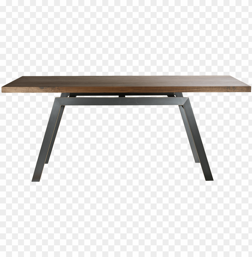 free PNG dining table side view png - table PNG image with transparent background PNG images transparent