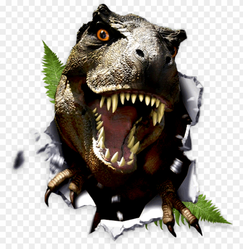 free PNG dinosaur png - jurassic world logo PNG image with transparent background PNG images transparent