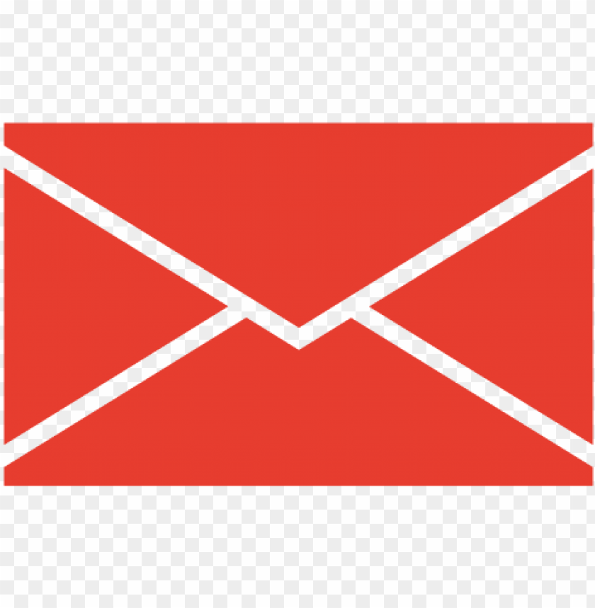 free PNG direct mail icon - mail red icon PNG image with transparent background PNG images transparent