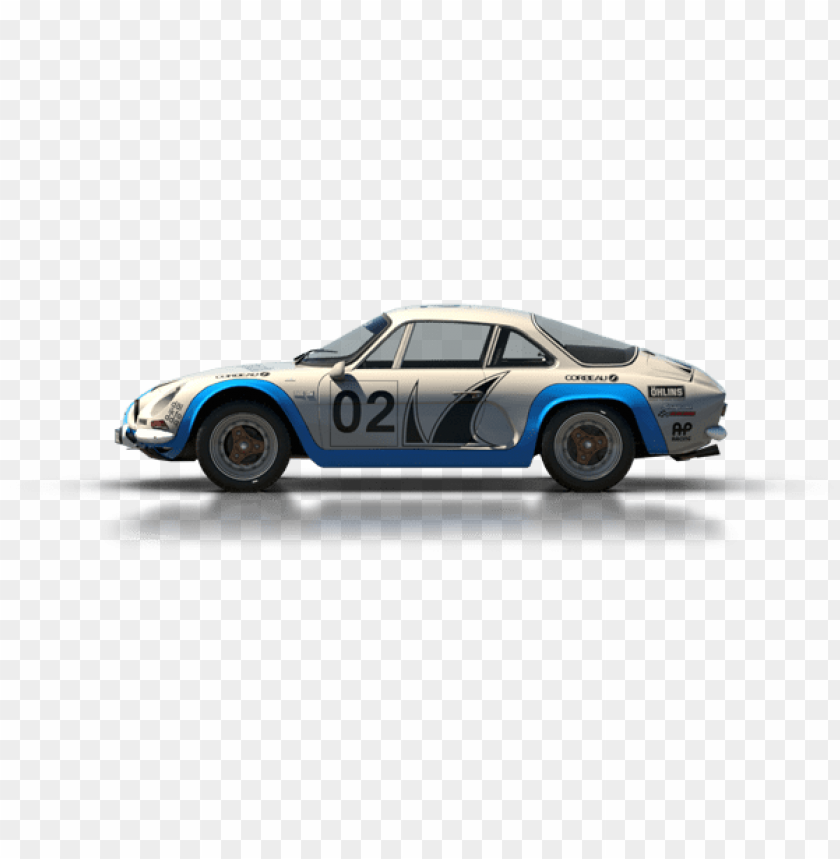 free PNG dirt rally renault alpine a110 - dirt rally PNG image with transparent background PNG images transparent