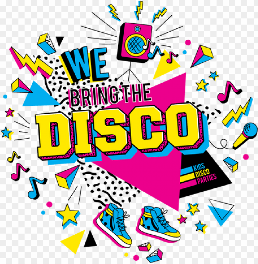 free PNG disco party png - kids disco party PNG image with transparent background PNG images transparent