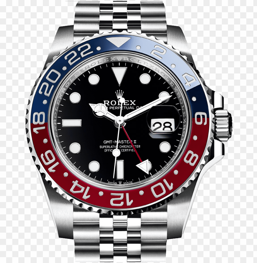 free PNG discover rolex watches - rolex gmt pepsi 2018 PNG image with transparent background PNG images transparent