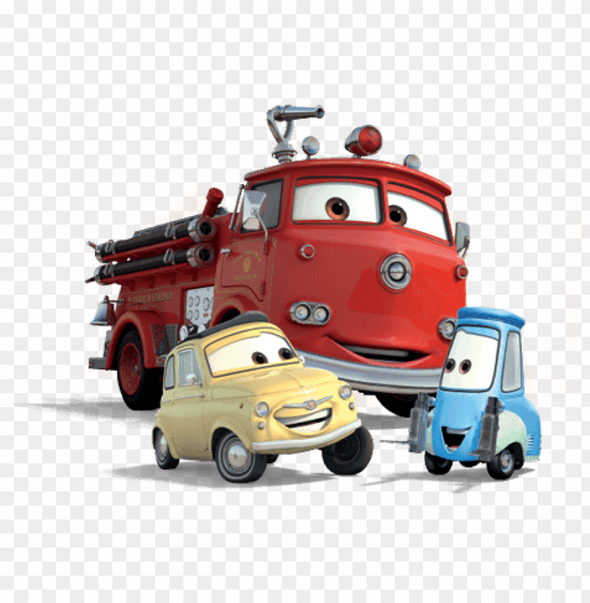 disney cars group png - personagens carros da disney PNG image with transparent background@toppng.com