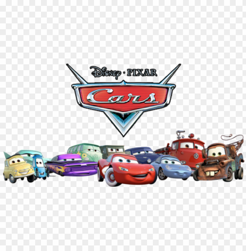 Disney Cars Logo Png For Kids Cars The Movie Png Image With Transparent Background Toppng
