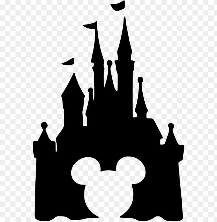 free PNG disney castle ears file size - disney castle with mickey head PNG image with transparent background PNG images transparent
