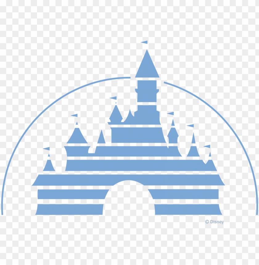 free PNG disney castle logo png - disney castle logo transparent PNG image with transparent background PNG images transparent