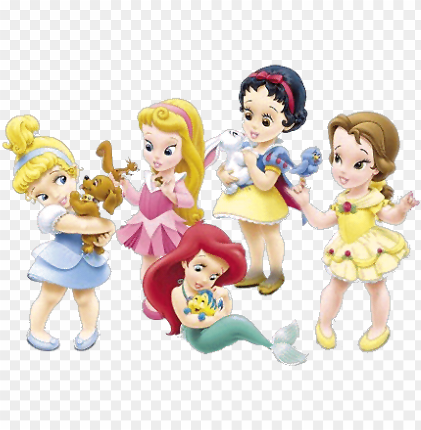 free PNG disney clipart, disney birthday card, disney princess - baby princess disney PNG image with transparent background PNG images transparent