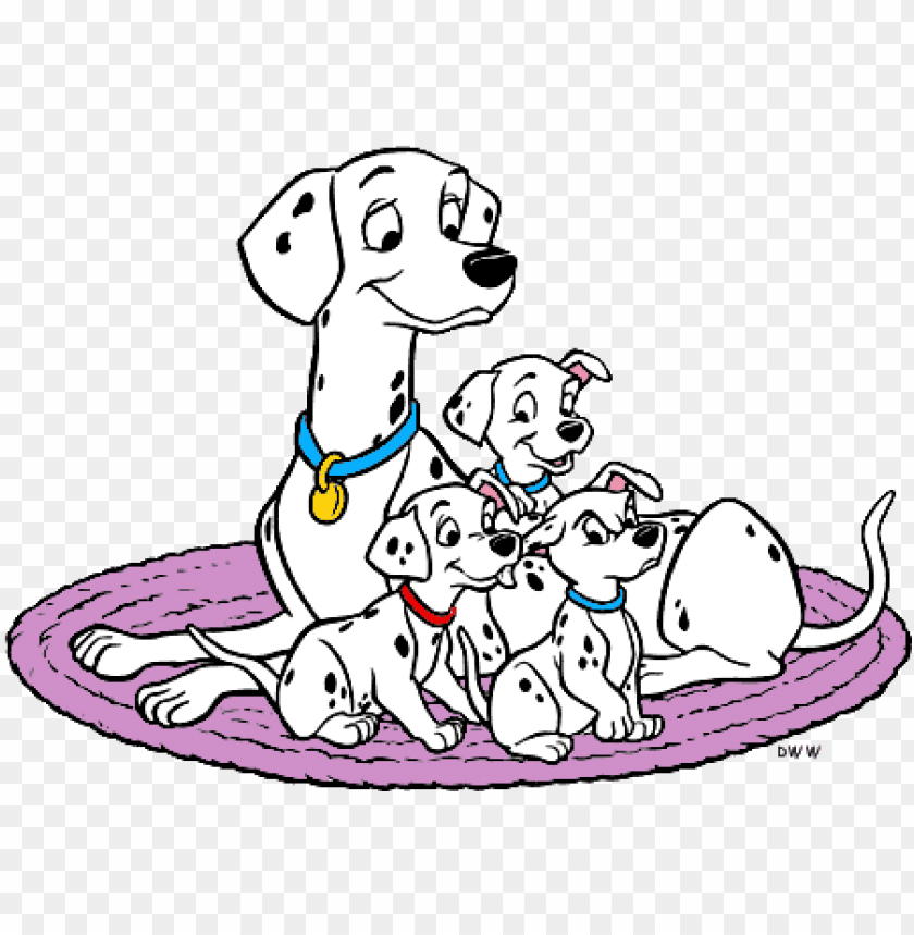 101 Dalmatians coloring pages on Coloring-Book.info | 859x840
