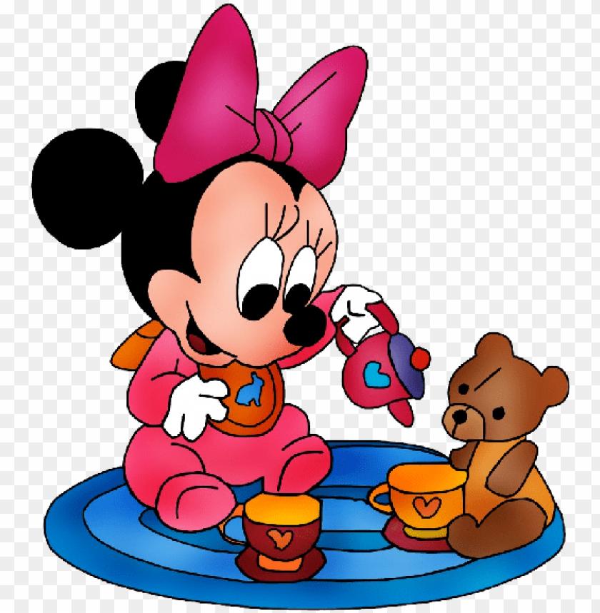 Disney Png Baby Minnie Mouse Baby Disney Cartoon