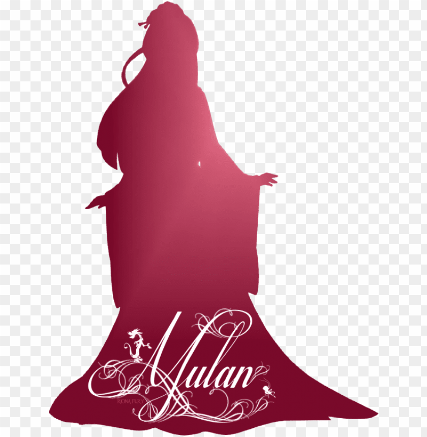free PNG disney princess photo - disney princess silhouette mula PNG image with transparent background PNG images transparent