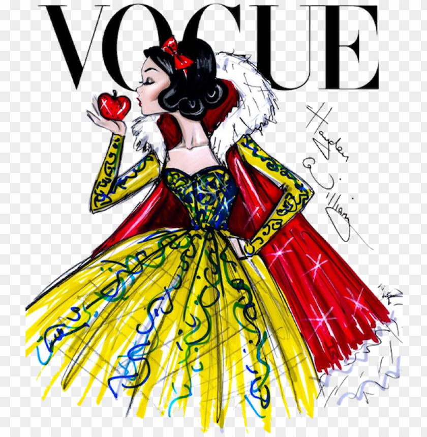 disney princess snow white vogue sweatshirt PNG image with transparent background@toppng.com