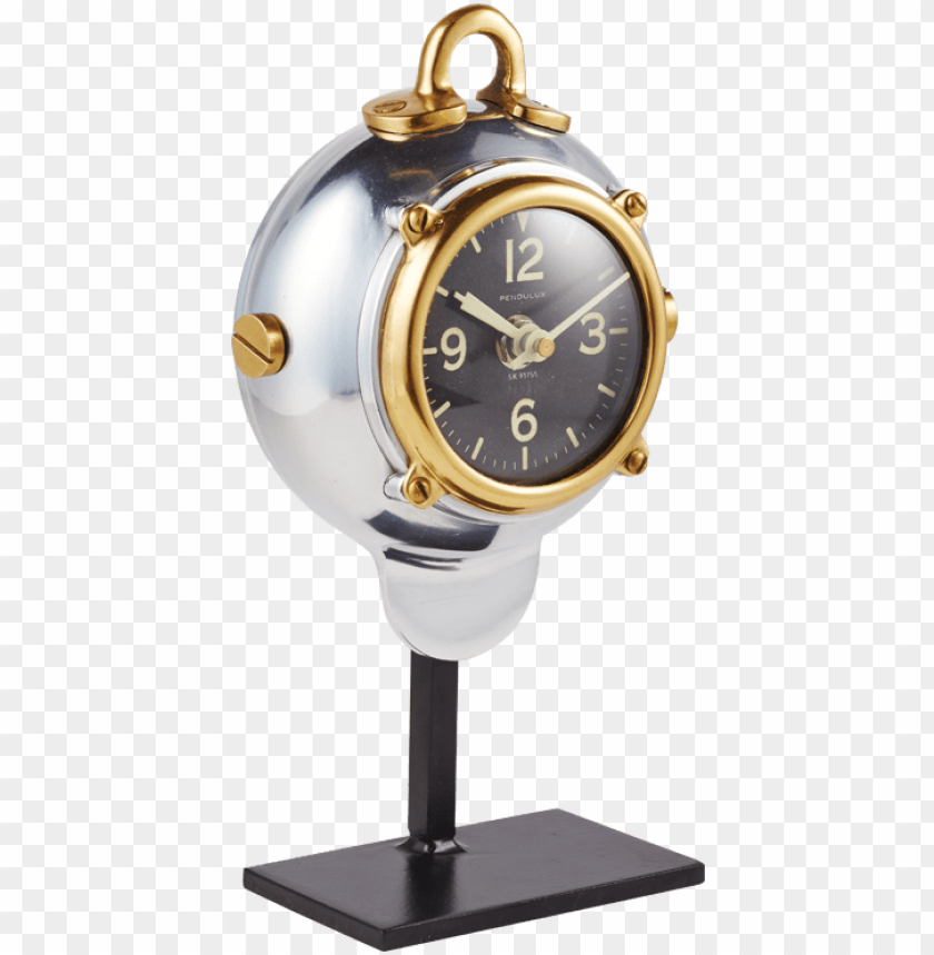 free PNG diver table clock - table clock PNG image with transparent background PNG images transparent