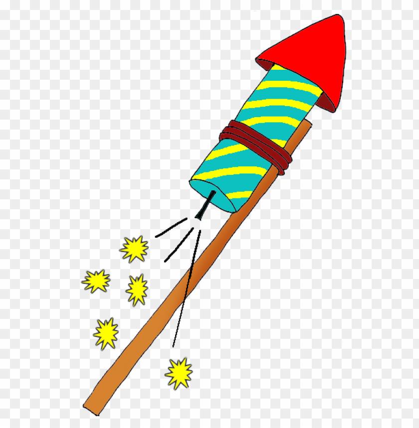 Diwali Rocket Fireworks Png Image With Transparent Background Toppng