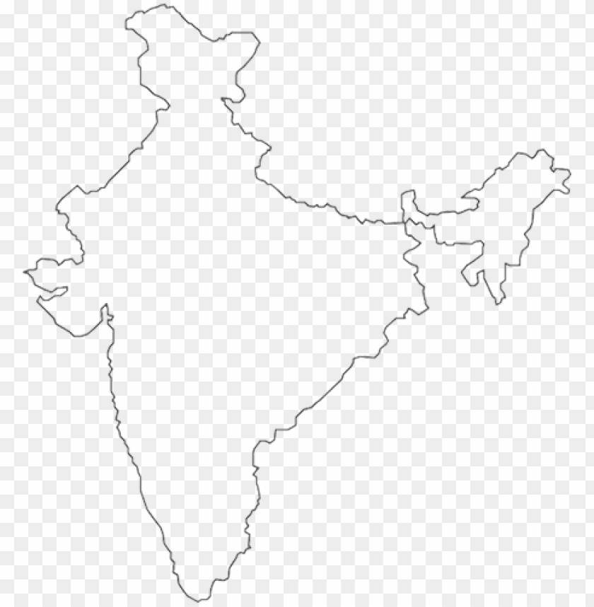 free PNG diwali special - map of india for drawi PNG image with transparent background PNG images transparent