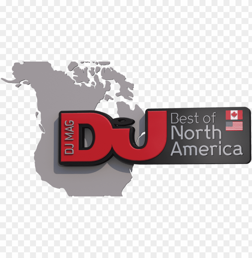 free PNG dj mag best of north america PNG image with transparent background PNG images transparent