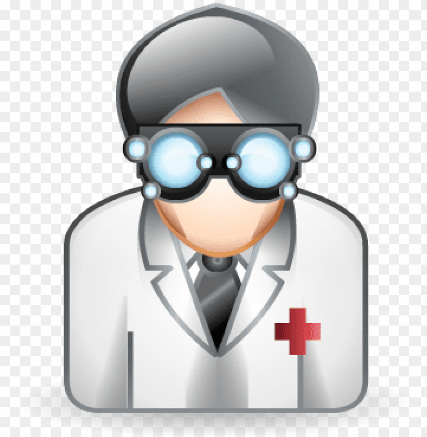 doctor, optometrist icon - eye doctor icon png - Free PNG Images@toppng.com