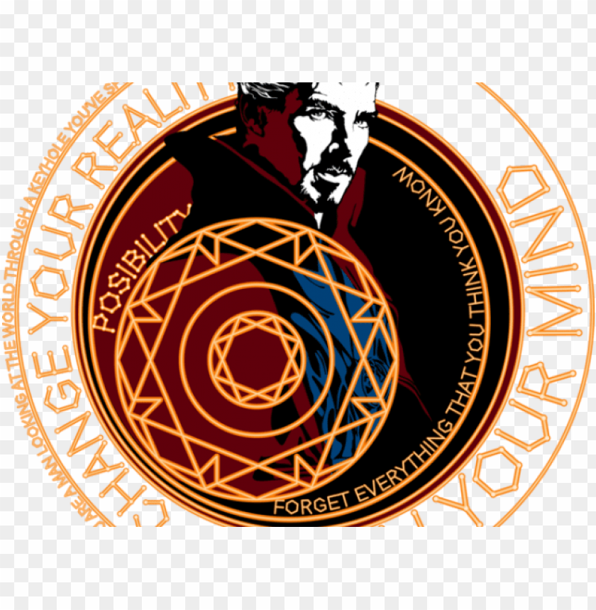 Doctor Strange Clipart Avengers Logo
