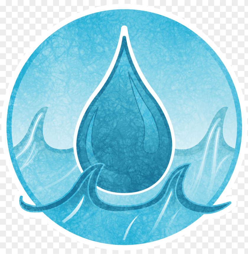 free PNG dodekka peter wocken design llc - water elemental symbol PNG image with transparent background PNG images transparent