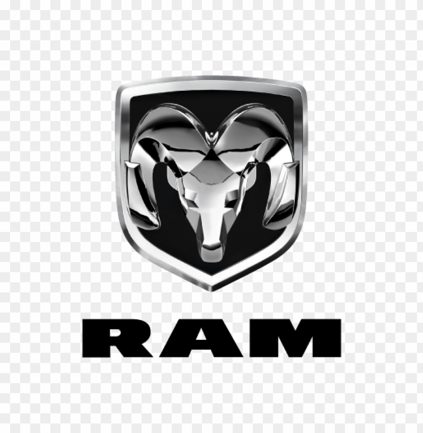 free PNG dodge ram logo vector PNG images transparent
