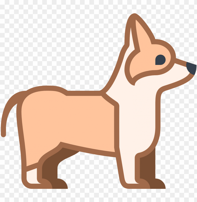 free PNG dog icon infographic - corgi icon png - Free PNG Images PNG images transparent