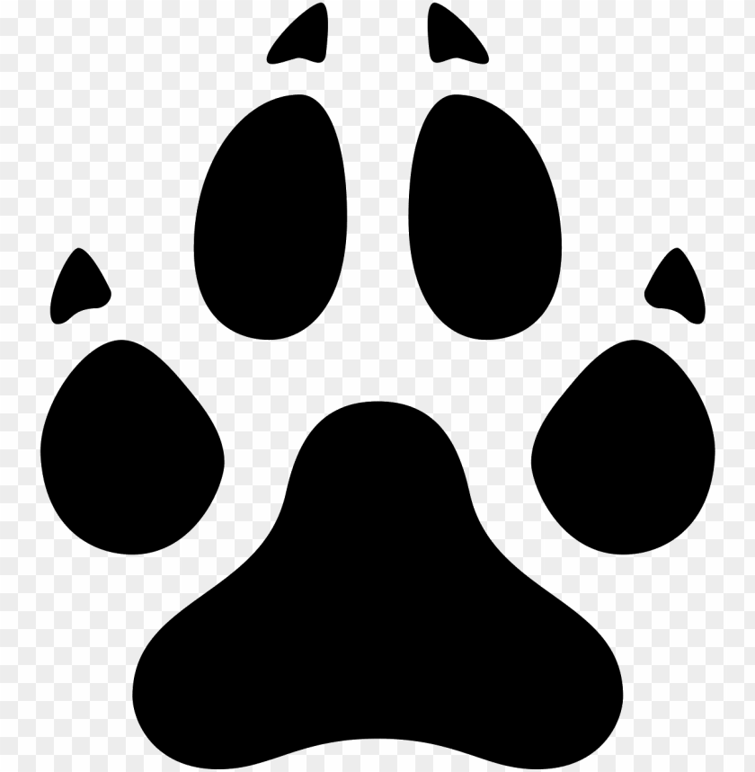 Dog Paw Icon Wolf Paw Print Png Image With Transparent Background Toppng Download transparent wolf paw png for free on pngkey.com. dog paw icon wolf paw print png image