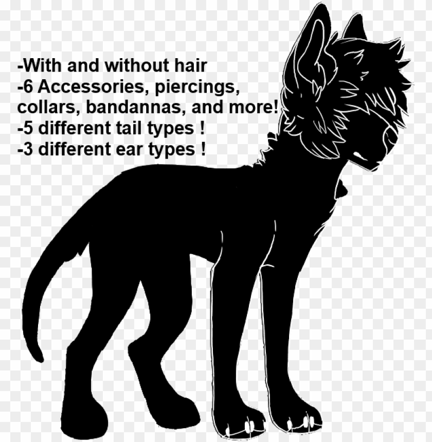 free PNG dog with hair base PNG image with transparent background PNG images transparent