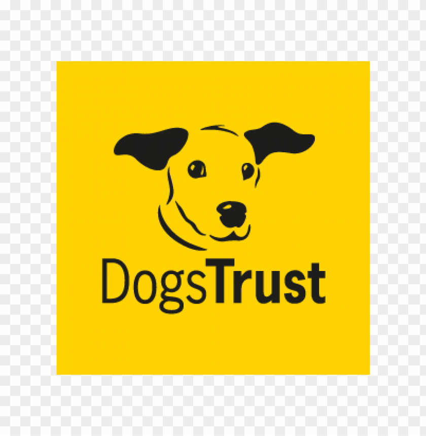 free PNG dogs trust vector logo PNG images transparent