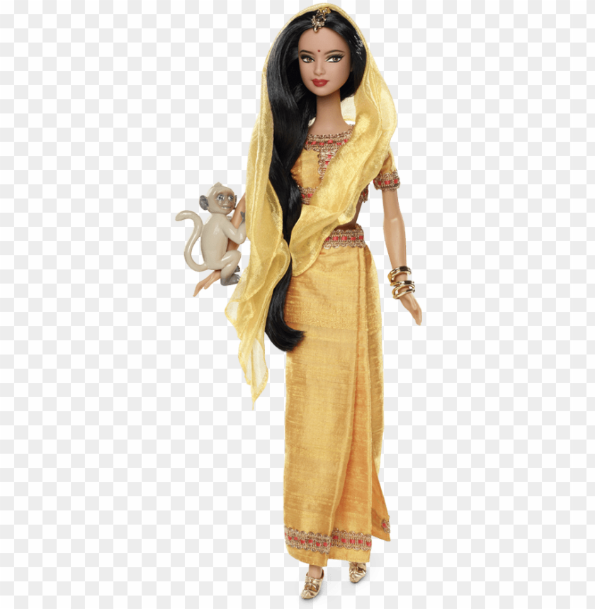 free PNG dolls collection images india barbie® doll 2012 hd - barbie india PNG image with transparent background PNG images transparent
