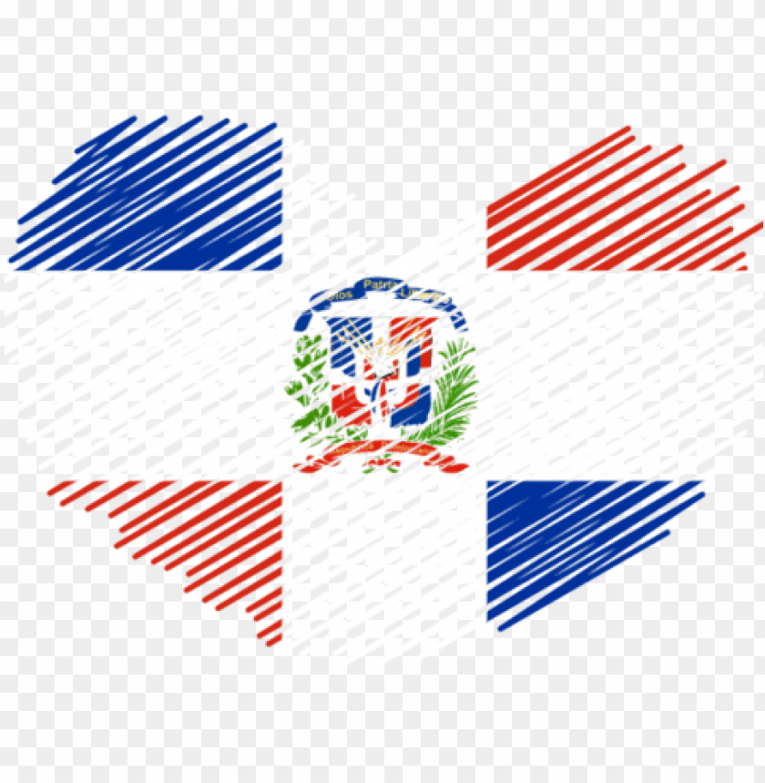 free PNG dominican republic heart flag - bangladesh flag facebook profile PNG image with transparent background PNG images transparent