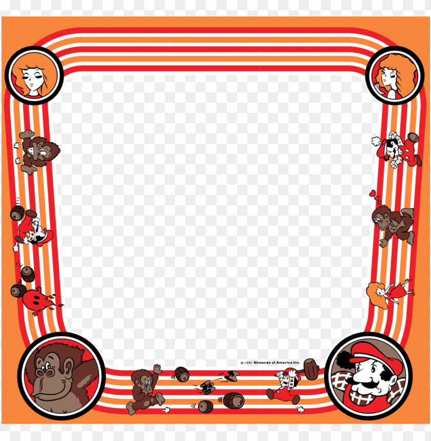 free PNG donkey kong arcade logo PNG image with transparent background PNG images transparent