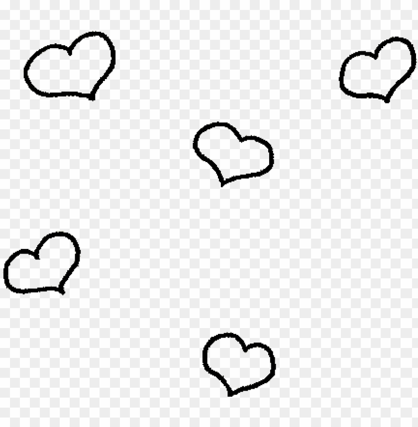 free PNG doodle hearts png clip royalty free library - transparent doodles PNG image with transparent background PNG images transparent