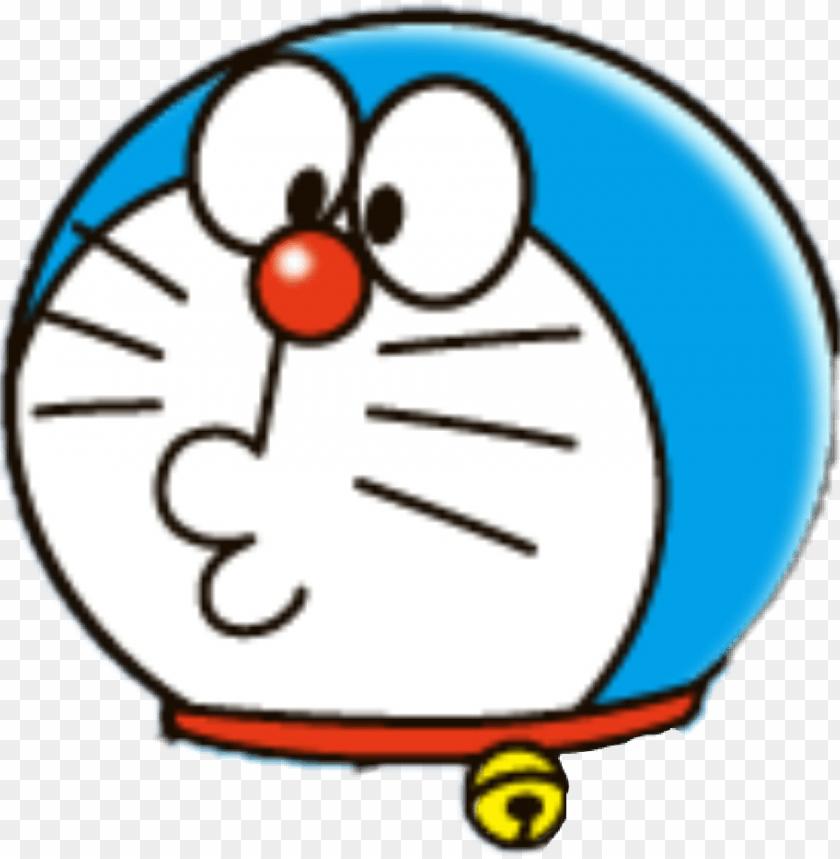 Doraemon Clipart Kepala Doraemon Lucu Png Image With Transparent