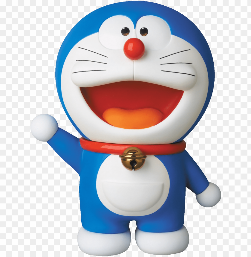 free PNG doraemon in 3d cgi form - doraemon stand by me PNG image with transparent background PNG images transparent