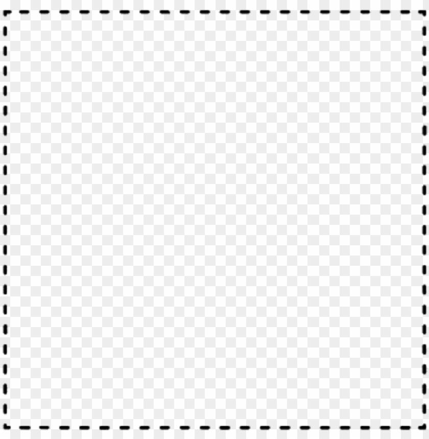 free PNG dotted line frame dottedoutline border line borderline - dotted line frame PNG image with transparent background PNG images transparent